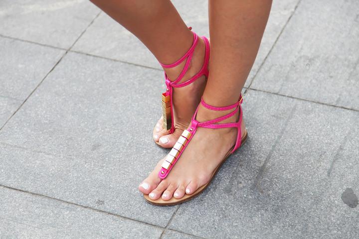 Мода из народа: больше розового