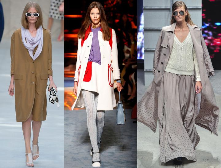 Кто в пальто: главные тенденции сезона