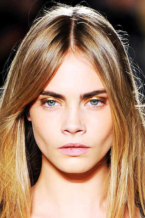 10 главных трендов макияжа весна-лето 2014