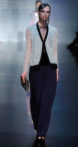 Неделя высокой моды в Париже: Armani, Valentino, Chanel
