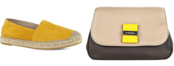 Как подобрать сумку к обуви: 5 модных сочетаний
