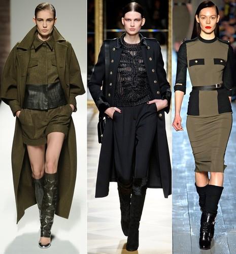 Модные тенденции-2013: королева воинов