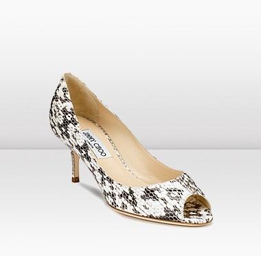 На Неделе моды в Лондоне актуальны невысокие каблуки