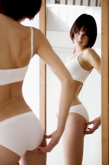 Целлюлит у худеньких: причины и лечение