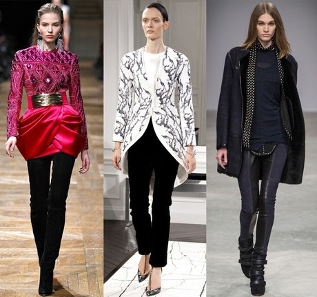 Неделя моды в Париже: сдержанная роскошь и поп-арт