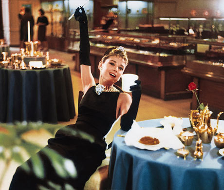 Как Одри Хепберн стала музой Живанши (ФОТО)