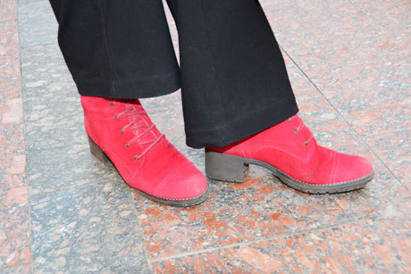 Мода из народа: немного розового