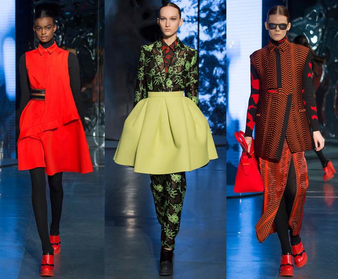 Неделя моды в Париже: тренды из супермаркета