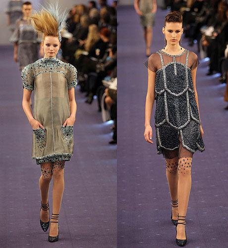 Неделя Высокой моды в Париже (ФОТО)