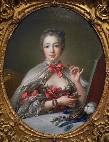 Уроки любви: маркиза де Помпадур