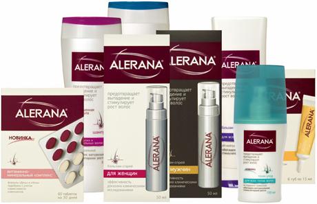 Секреты привлекательности и средства для ухода за волосами «Алерана»