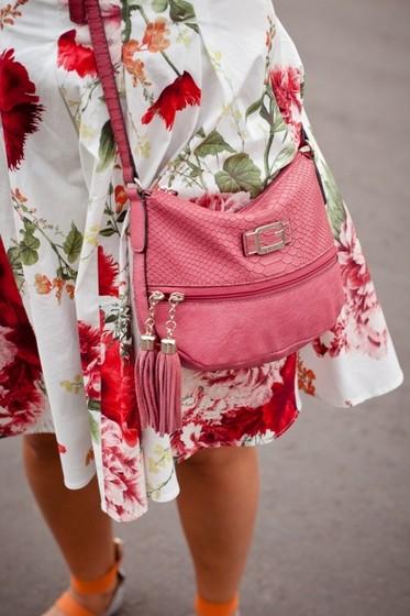 Мода из народа: цветут цветы