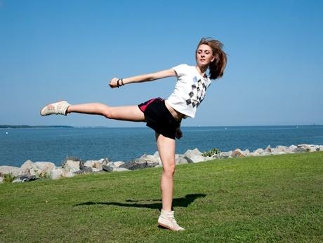 Фитнес-инструкция: делаем ноги