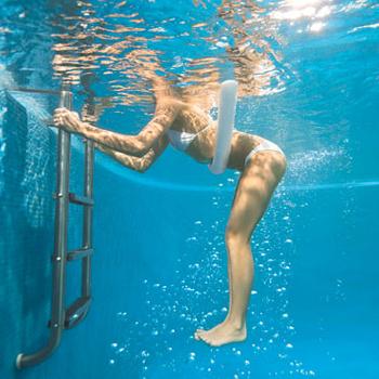 Аквааэробика: освежающий фитнес