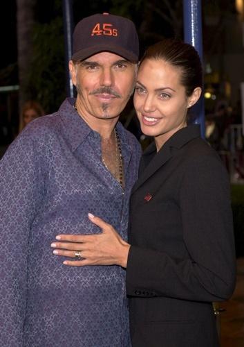 Уроки любви: Анджелина Джоли