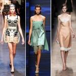 Из спальни на подиум: платье-комбинация