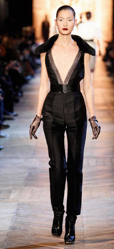 Неделя моды в Париже (ФОТО)