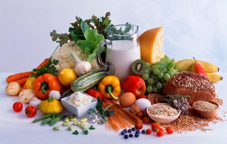 Как правильно сочетать продукты