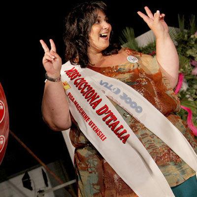 В Италии выбрали «Мисс Толстушку – 2010» (ФОТО)
