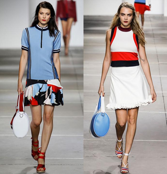 Неделя моды в Лондоне: спорт-шик с королевским размахом