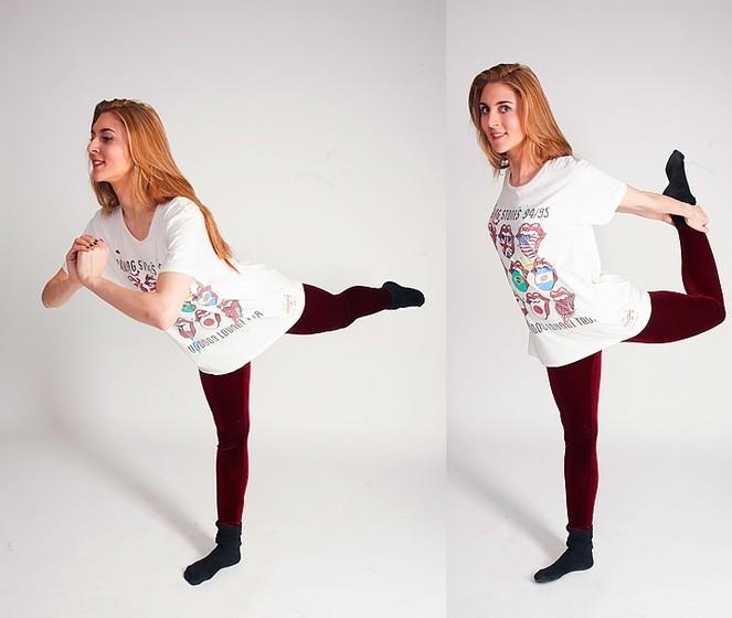 Фитнес-инструкция: упражнения на баланс