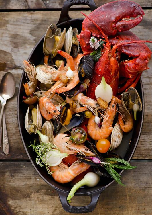 7 принципов правильного ужина