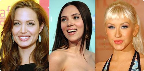 У кого красивее губы — у Джоли или Йохансон? (ФОТО)