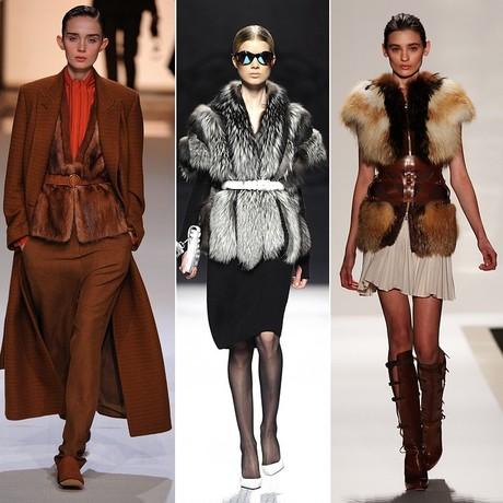Повод для меха: самые модные шубы сезона