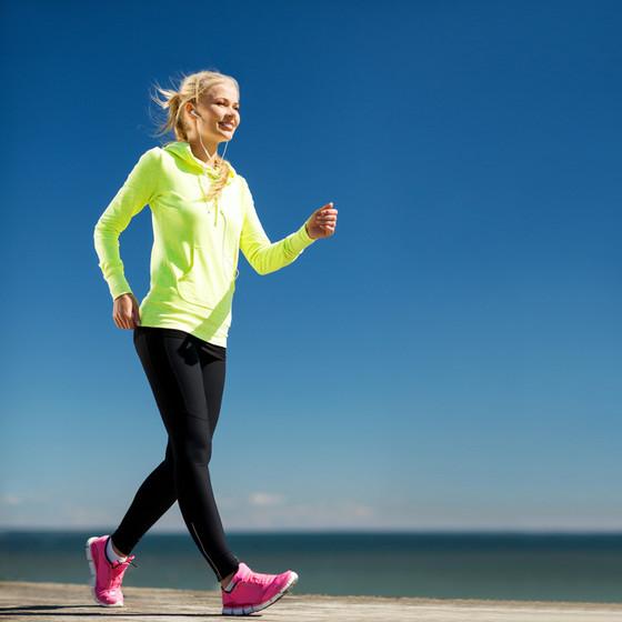 Как похудеть с помощью ходьбы: пять главных правил