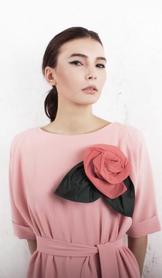 Sultanna Frantsuzova представила коллекцию коктейльных платьев
