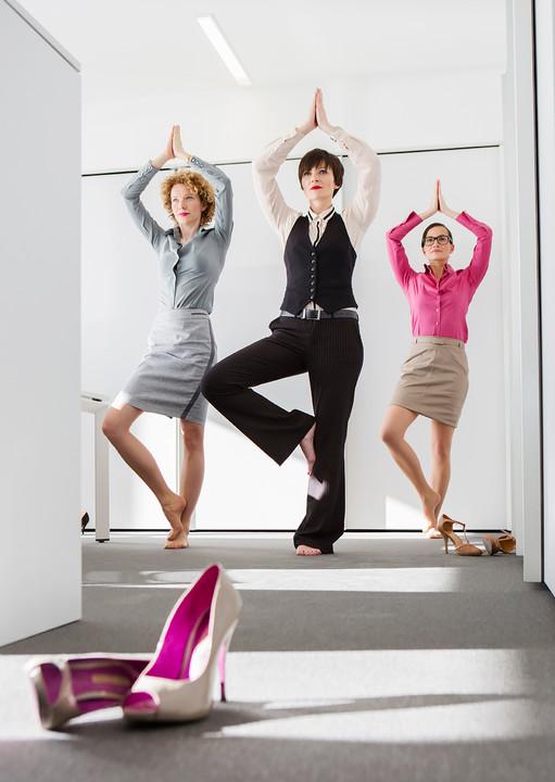 Сидячий образ жизни: как не растолстеть в офисе