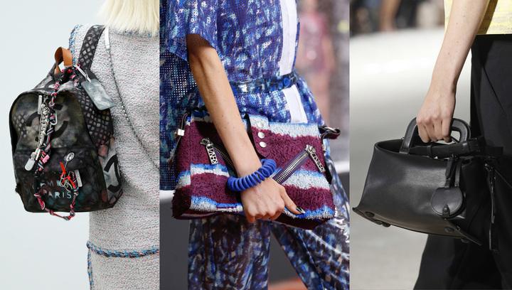 Крайние меры: модные сумки этой весны