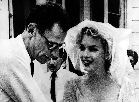 Великие истории любви: Мэрилин Монро и Артур Миллер
