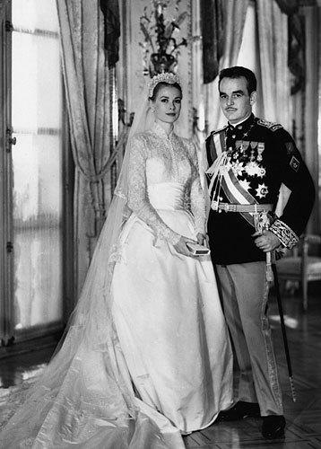 Великие истории любви: Грейс Келли и князь Ренье III