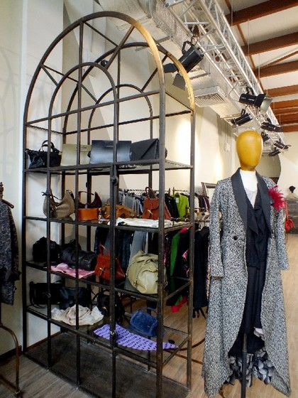 Мода вне времени: открытие нового концепт-стора