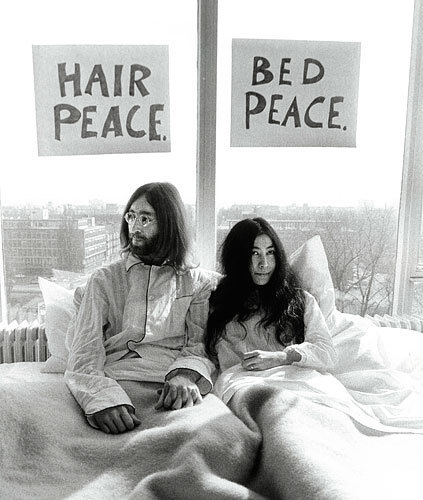 Великие истории любви: Джон Леннон и Йоко Оно