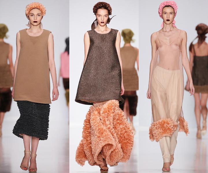 Дневники Mercedes-Benz Fashion Week Russia 2014: инопланетные нимфы