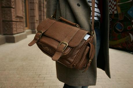Мода из народа: с сумкой на ремне