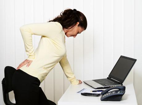 Мифы о боли в спине