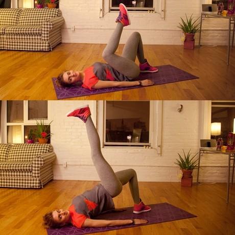 Фитнес-инструкция: йога и танцы против депрессии