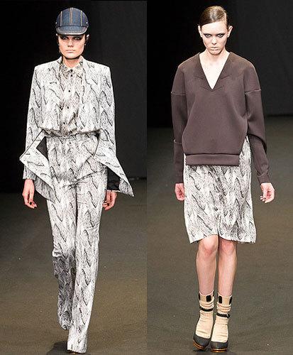Mercedes-Benz Fashion Week: осень—зима 2012/13