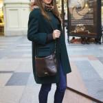 Мода из народа: лесная зелень