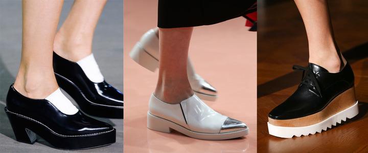 Встала на ноги: модная обувь весны