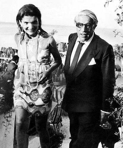 Великие истории любви: Жаклин Кеннеди и Аристотель Онассис