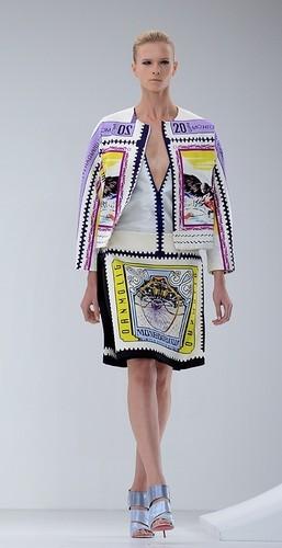 Неделя моды в Лондоне: блеск, как новый черный