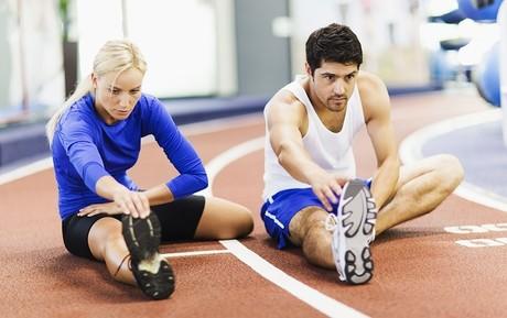 Ходим парой: фитнес для двоих
