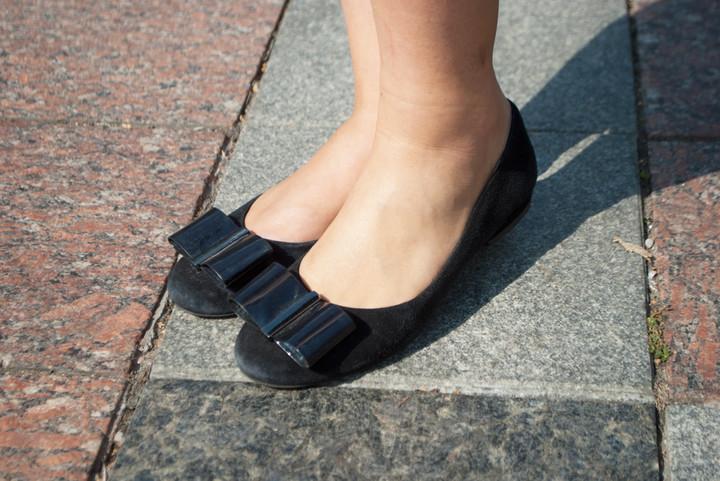Мода из народа: черно-белая классика