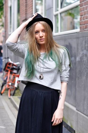 А как у них: уличная мода Амстердама